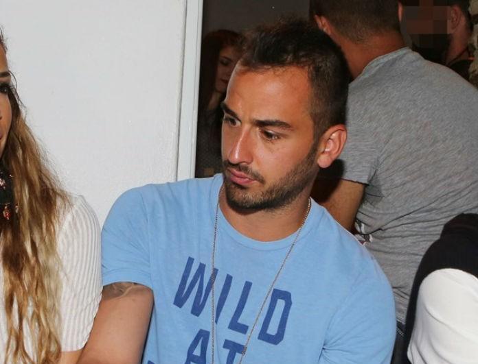 Ερωτευμένος στην Αράχωβα ο Άρης Σοϊλέδης! Αγκαλιές και φιλιά με τη νέα του σύντροφο!