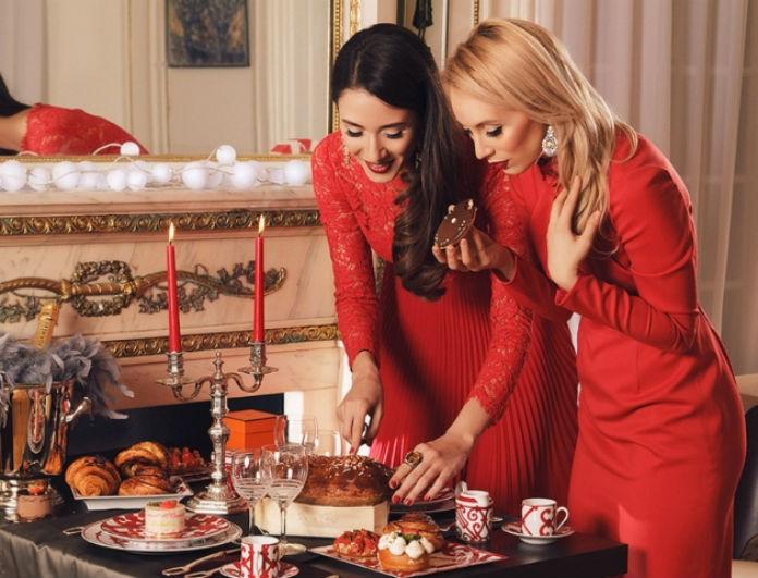 Ετοιμάζεσαι για το χριστουγεννιάτικο ρεβεγιόν; 4 σωτήρια tips για να μην γίνεις... μια μικρή