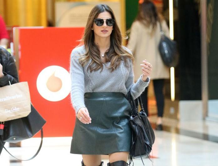 Leather Trend: Πως να φορέσεις σωστά τη δερμάτινη φούστα σου! Η Σταματίνα Τσιμτσιλή προτείνει...