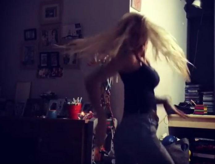 Ο αισθησιακός χορός της Όλγας Πηλιάκη στο Instagram που ξεσήκωσε τον ανδρικό πληθυσμό! Το βίντεο του Στέλιου Χανταμπάκη!