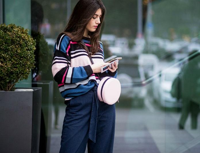 Μόνο αυτό το πουλόβερ θα θέλεις να φοράς από εδώ και πέρα! Έχει ξετρελάνει τις fashion bloggers! Πώς σου φαίνεται;