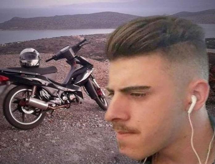 Σπαραγμός στην Κρήτη: Αυτό είναι το 17χρονο παλικάρι που σκοτώθηκε σε τροχαίο!