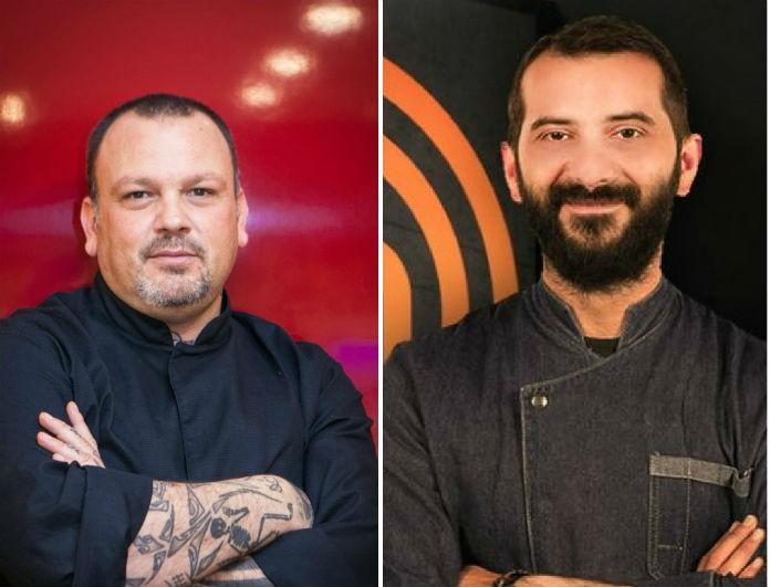 Master Chef 2: Ο Σκαρμούτσος αδειάζει το κανάλι και καρφώνει τον Κουτσόπουλο: