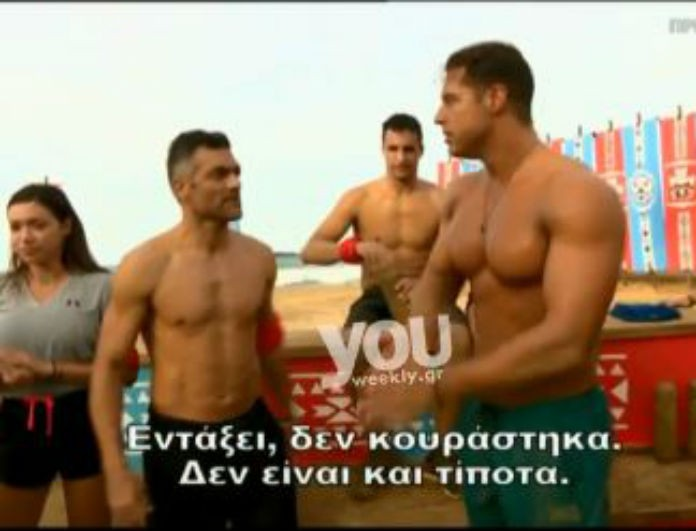 Survivor 2: Νάσος Παπαργυρόπουλος: Ο Ντάνος από τα Lidl! Η αυτοπεποίθηση και η κωλοτούμπα του! (Βίντεο)