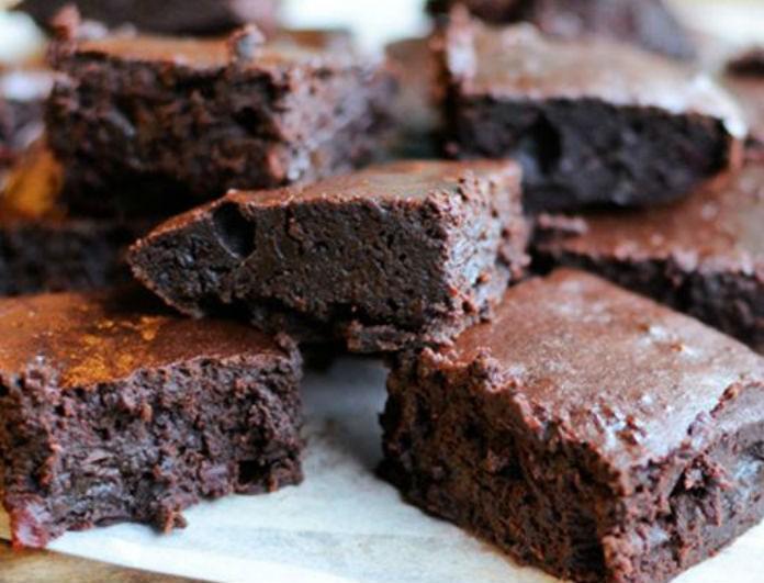 Φάε χωρίς τύψεις! Brownies με 37 θερμίδες! Απίστευτο κι όμως αληθινό!