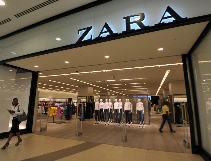 Ζara: Μια κομψή και παιχνιδιάρικη φούστα που θα σπάσει την χειμερινή μονοτονία!