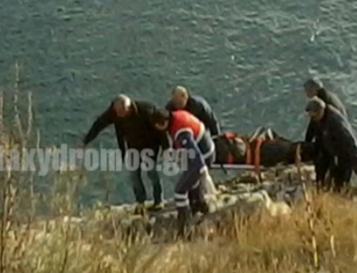 Οι σκληρές εικόνες της ασύλληπτης τραγωδίας στο Βόλο: Ανατριχιαστική αυτοκτονία πατέρα στην θάλασσα! (photos)