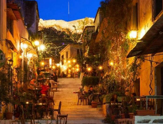 Αθήνα: Πώς πήραν τα ονόματά τους οι δρόμοι της;