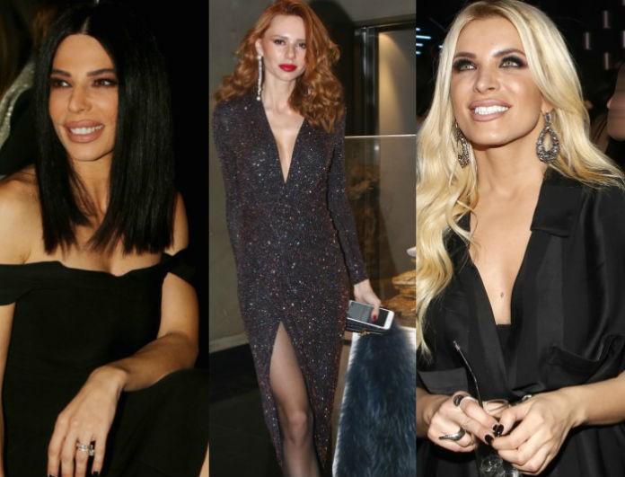 Έτσι ντύνονται οι Ελληνίδες celebrities στις βραδινές τους εξόδους! Πάρτε ιδέες...