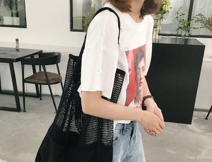 Πλαστική σακούλα τέλος -Οι πιο ωραίες shopping bags για να την αντικαταστήσεις