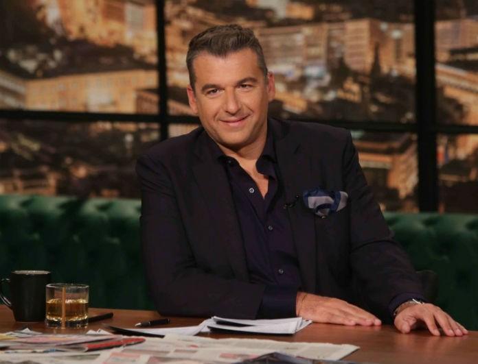 Τηλεοπτική βόμβα: Η νέα εκπομπή που θα παρουσιάσει ο Γιώργος Λιάγκας μετά το