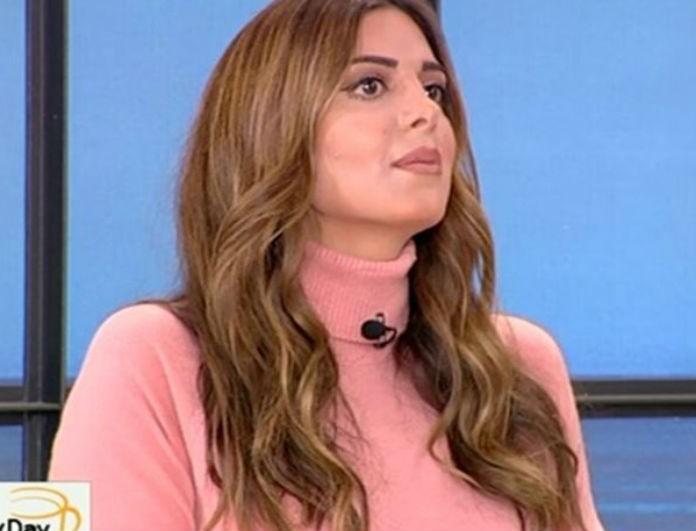 Σταματίνα Τσιμτσιλή: Η αποκάλυψη για την εγκυμοσύνη της Χρουσαλά που μας άφησε κάγκελο! Δεν φαντάζεστε τι είπε...