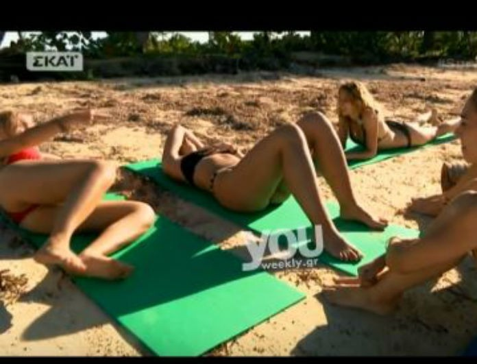 Survivor 2: Έλεος! Προσπαθούν με προκλητικές σκηνές να κερδίσουν τηλεθέαση! Ποιες βγήκαν με ανύπαρκτο μαγιό; (Βίντεο)