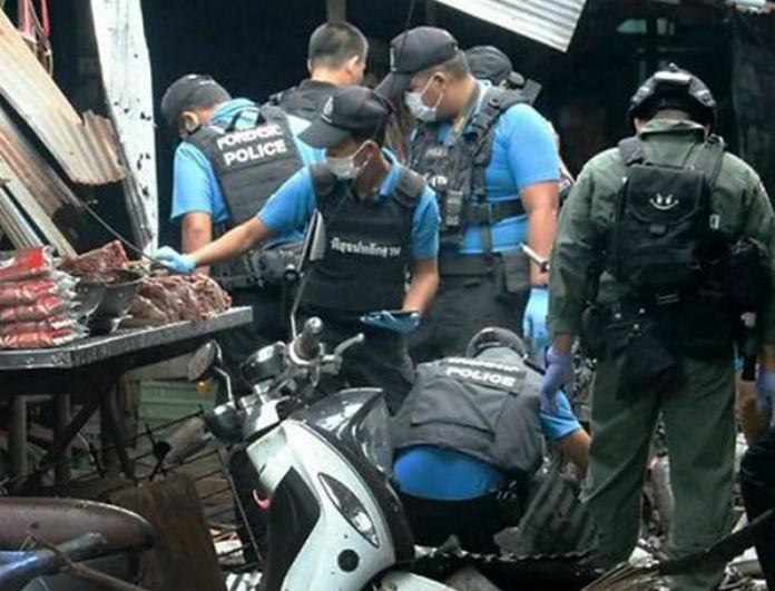 Βόμβα σε αγορά της Ταϊλάνδης: Τρεις νεκροί - 24 τραυματίες