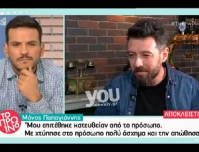 Αποκλειστικό! Το μεγάλο ψέμα του Μάνου Παπαγιάννη στην συνέντευξη στην Σκορδά! Η αλήθεια εδώ...