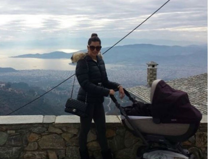 Η Σταματίνα Τσιμτσιλή γράφει: Η αγαπημένη μου συνήθεια που με βοηθάει στην εγκυμοσύνη μου!