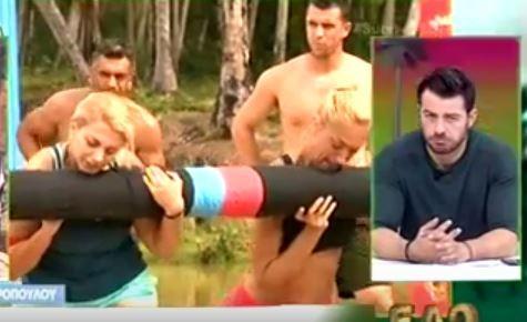 Survivor 2: «Το βλέπει σαν κατασκήνωση και...» O Αγγελόπουλος ξεσκίζει την Σπυροπούλου! Οι απίστευτες ατάκες για την παρουσιάστρια!