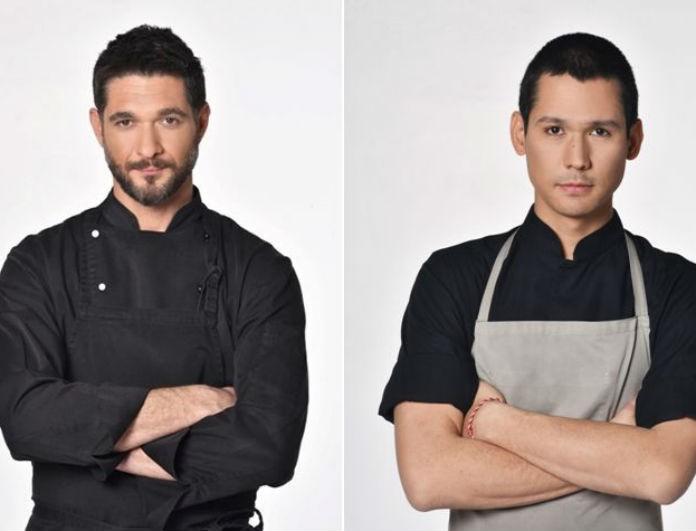 MasterChef 2: Δεν φαντάζεστε τι δουλειά έκανε Κοντιζάς - Ιωαννίδης πριν γίνουν σεφ!