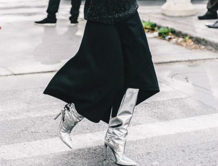 Ξεχάστε τις over the knee! Aυτή είναι η νέα μόδα στις μπότες και... μας δίχασε! Εσάς, πως σας φαίνεται;