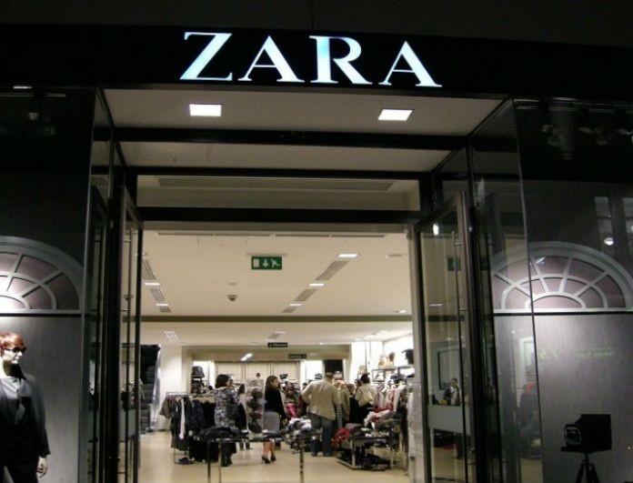 ZARA: H αδιάβροχη τσάντα που είναι ιδανική για τις βροχερές μέρες! Δείτε πόσο κοστίζει...