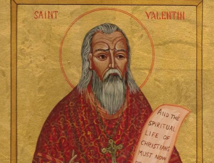 Άγιος Βαλεντίνος: Ποιος είναι ο προστάτης του έρωτα και η ανατριχιαστική αποκάλυψη για τις 14 Φεβρουαρίου!