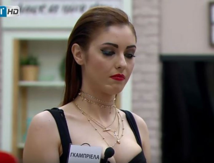 Power of Love : Ο εκνευρισμός της Gabriela που δεν την διάλεξε κανένα αγόρι! Απίστευτη κατινιά (Βίντεο)