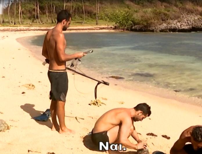 Survivor 2: Το twitter έπιασε τον Δρυμωνάκο στο στόμα του: