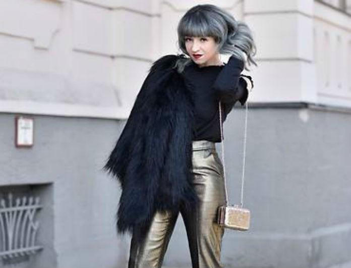 Πώς θα φορέσεις το glam παντελόνι σου! Σου βρήκαμε τα σωστά αξεσουάρ για να το συνδυάσεις...