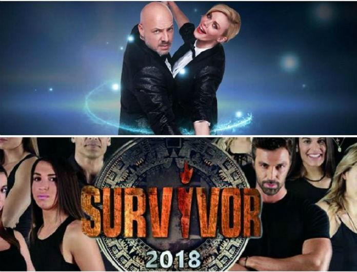 Τηλεθέαση: Καταποντίστηκε το Sunday Live! Στα ύψη το Survivor! Αναλυτικά τα νούμερα τηλεθέασης...