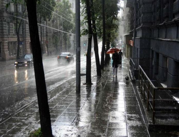 Έκτακτο δελτίο επιδείνωσης του καιρού: Ραγδαία κακοκαιρία το Σαββατοκύριακο με ισχυρές καταιγίδες!