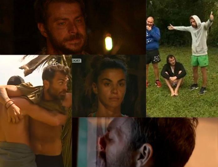 Οι στιγμές του Survivor 1 που μας λείπουν! Όταν ο Ντάνος τσακώθηκε με τον Σπαλιάρα, όταν αποχώρησε ο Χανταμπάκης και όταν η Παπαδοπούλου έκανε το κοινό να την δοξάσει!