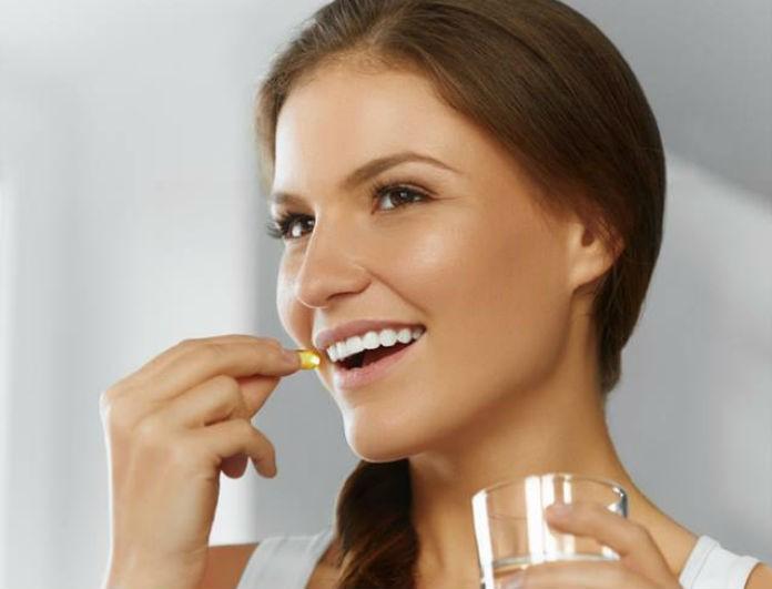 Βρήκαμε τα καλύτερα συμπληρώματα διατροφής που θα σου χαρίσουν λαμπερό δέρμα