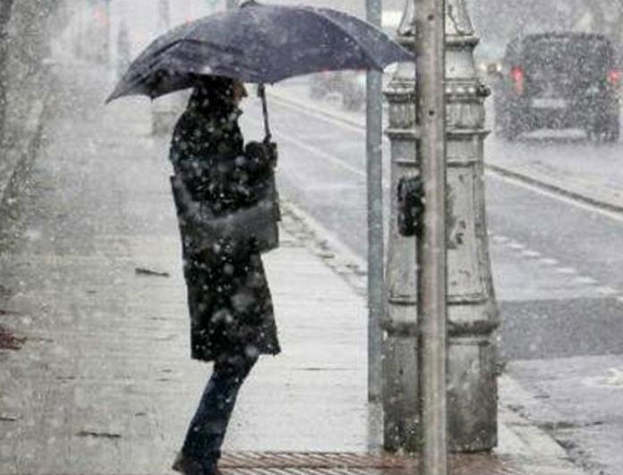 Χαλάει ο καιρός κι άλλο την Κυριακή! Χιονοπτώσεις και βροχές! Σε ποιες περιοχές θα