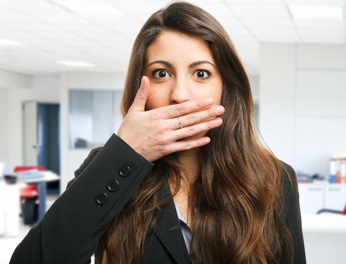Πώς να απαλλαγείτε από την κακοσμία του στόματος! Τα απόλυτα tips για μυρωδιά... φρεσκάδας!