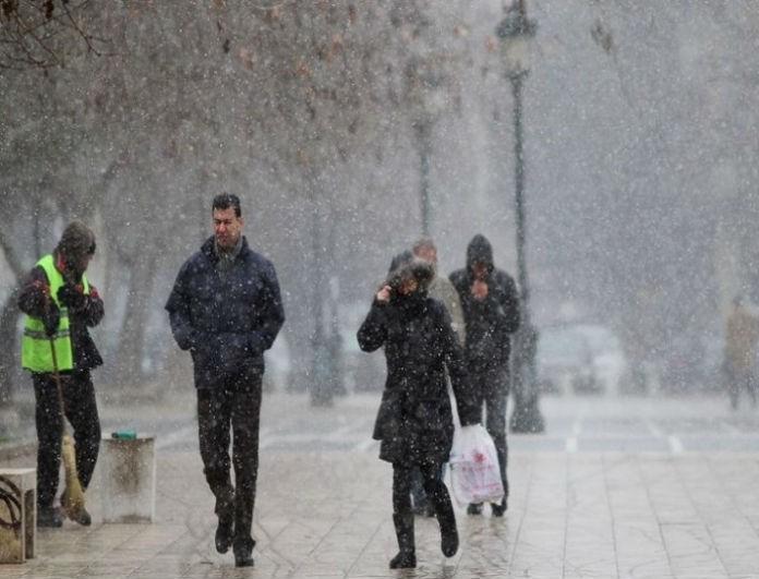 Συνεχίζεται και σήμερα, Τετάρτη η κακοκαιρία! Πού θα βρέξει και πού θα χιονίσει;
