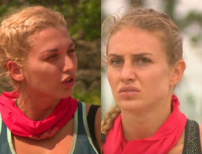 Survivor 2: Θερμό επεισόδιο με Δαλάκα - Σπυροπούλου στα παρασκήνια! Την στρίμωξε και την έκανε να