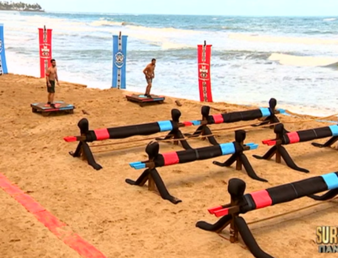 Survivor 2: Διέρρευσαν πλάνα από το σημερινό επεισόδιο! Ποιος κερδίζει το πρώτο αγώνισμα; Διάσημοι ή Μαχητές; (Βίντεο)