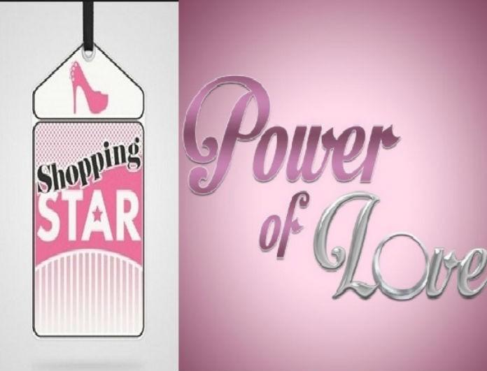 Τηλεθέαση: Μεγάλη πτώση για το Power Of Love! Το κατατρόπωσε Τσολάκη και Καγιά!