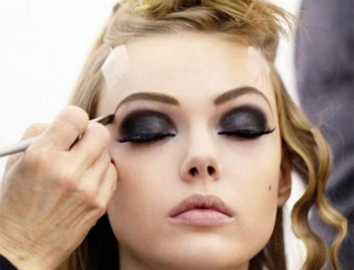 Make Up Tips: Το λάθος που κάνουμε όλες στο smokey μακιγιάζ! Τι πρέπει να προσέξουμε...