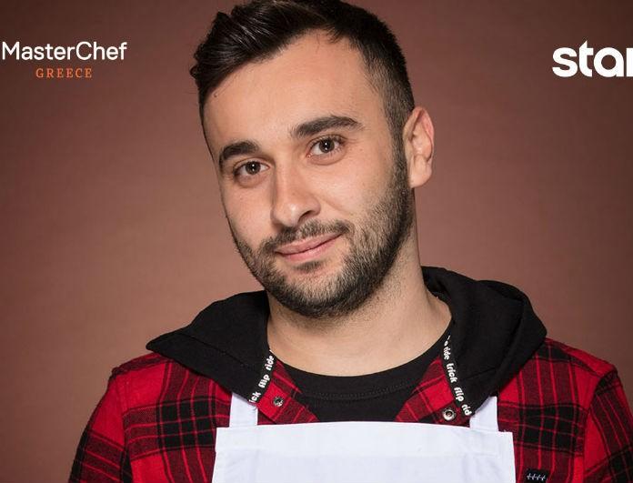 Master Chef: Ο Σάββας Λυχανίδης έχει παιδάκι! Ιδού η απόδειξη...