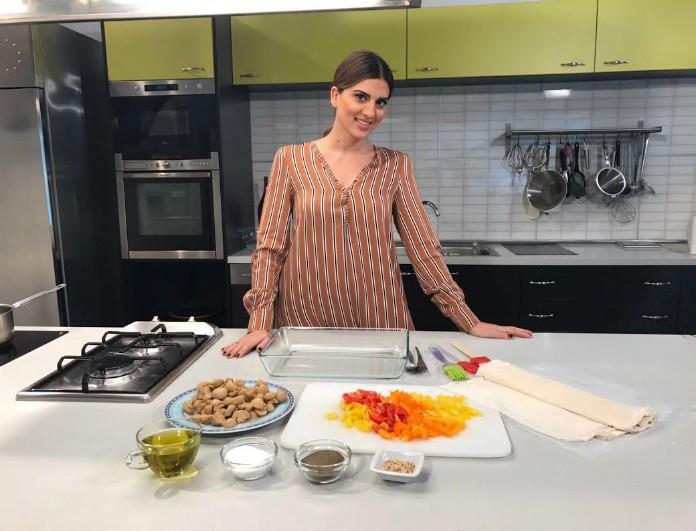 Η Σταματίνα Τσιμτσιλή γράφει: «Το λαχταριστό πρωινό που μαγείρεψα για τον άντρα μου! Το Σάββατο όλα επιτρέπονται!»
