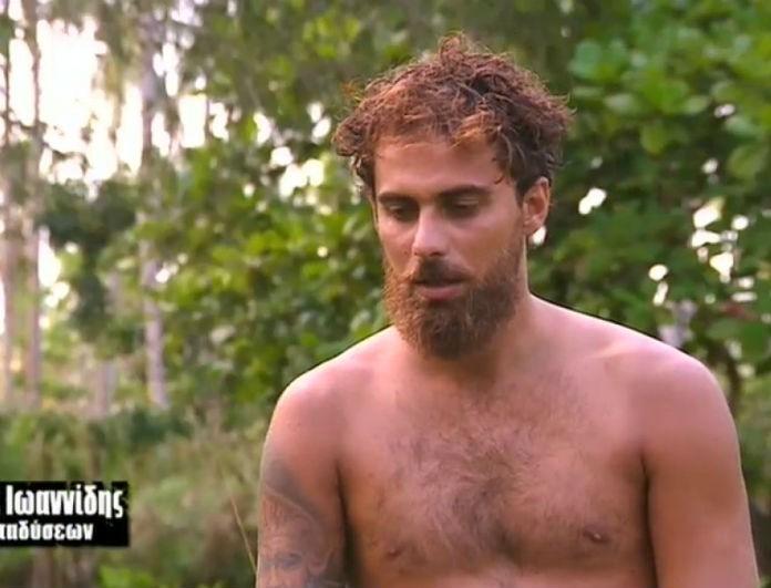 Μάριος Πρίαμος Ιωαννίδης: Το μήνυμά του για το Survivor και η
