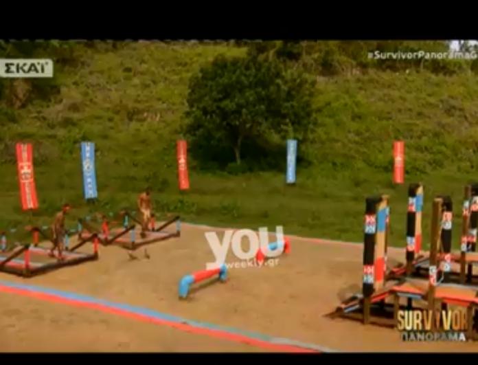Survivor 2: Διέρρευσαν πλάνα από το σημερινό επεισόδιο! Μαχητές ή Διάσημοι πήραν την πρώτη νίκη; (Βίντεο)