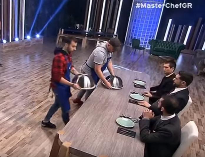Master Chef: Προσέφερε στους κριτές άδειο πιάτο! Απίστευτο κι όμως αληθινό...(Βίντεο)