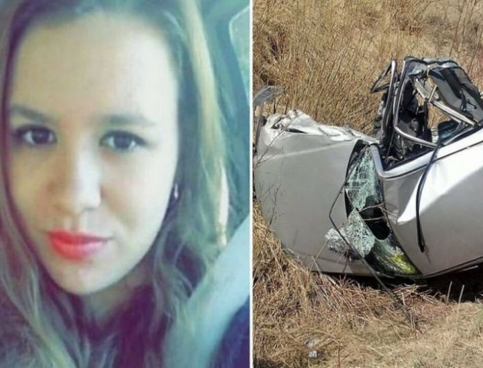 19χρονη πεθαίνει σε τρακάρισμα  24 ώρες μετά d2eb57e8206