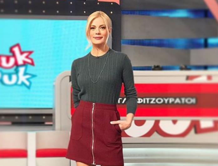 Ζέτα Μακρυπούλια: Επιτέλους μία Ελληνίδα έκανε αυτό που κάνουν οι fashionistas του εξωτερικού