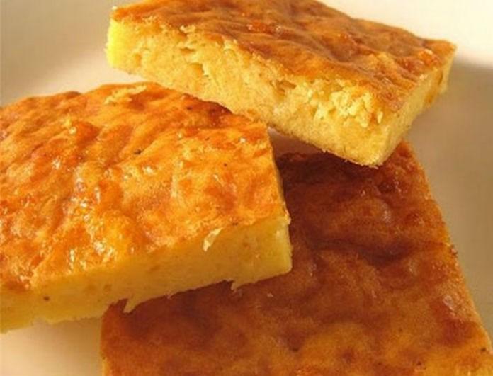 Δεν θα σταματήσετε να την τρώτε: Τυρόπιτα με γιαούρτι και χωρίς φύλλο!