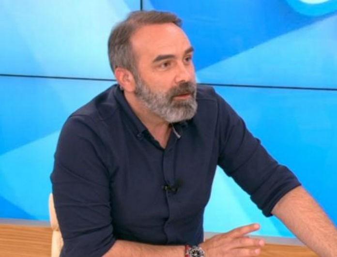 Γρηγόρης Γκουντάρας: Η οργισμένη ανάρτηση του δημοσιογράφου! Τι συνέβη;