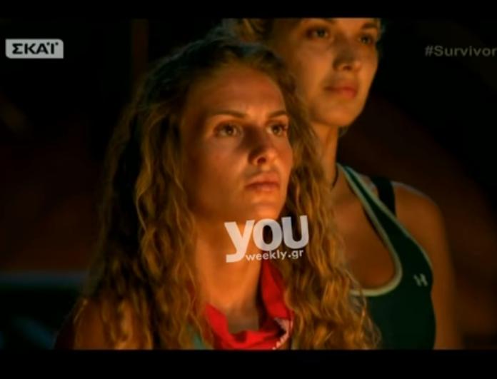 Survivor 2: Το μεγάλο ψέμα της Κατερίνας Δαλάκα που δεν παρατήρησε κανείς!