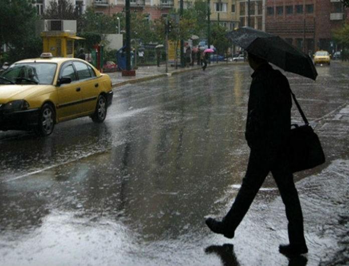 Βροχές και τοπικές καταιγίδες προβλέπονται για την σημερινή ημέρα!